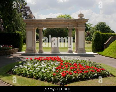 War Memorial  in Castle grounds, Guildford, Surrey
