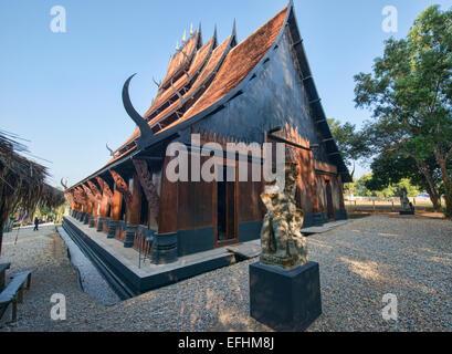 Museum of Art in Chiang rai Stock Photo, Royalty Free Image: 115057802 - Alamy