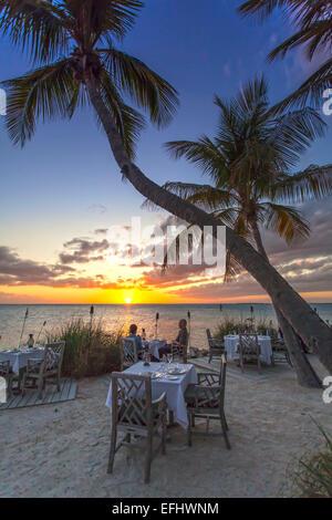 Restaurant DINING ROOM, Little Palm Island Resort, Florida Keys ...