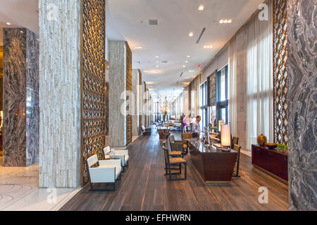 Luxury resort w hotel of starwood hotel chain collins for Small luxury hotel chains