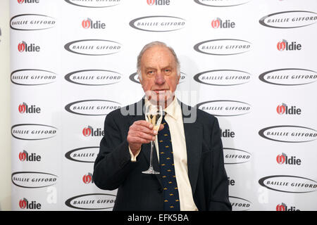Geoffrey Palmer at the Oldie of the Year Awards 2015 - Stock Photo