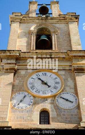 Valletta, St. Johns Co-Cathedral - Stock Photo