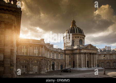 View of the Musee de Orsay, Paris, France - Stock Photo
