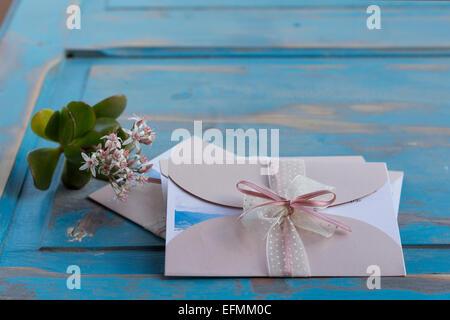 Invitations - Stock Photo