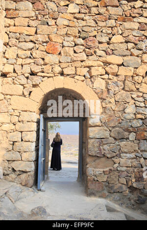 Armenian Apostolic Church monastery, Khor Virap, Ararat Province, Armenia - Stock Photo