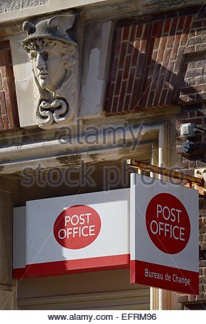 People bureau de change office operated by global exchange foreign stock photo 116099600 alamy - Post office bureau de change rates ...