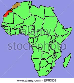 Western Sahara Spanish Sahara Sahara Espanol EH ESH North Africa