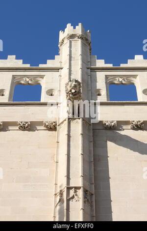 La Lonja monument in Palma de Mallorca, Spain - Stock Photo