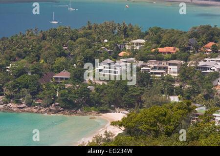 Nai Harn Beach, Phuket Island, Thailand, Asia - Stock Photo