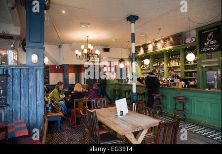 Northcote Rd Pub on Northcote Rd in Wandsworth/ Clapham -  London UK - Stock Photo