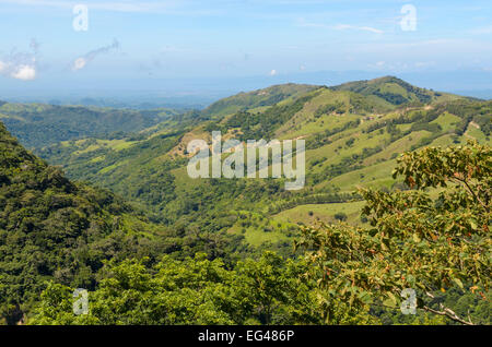 HighRMands of Monteverde, Puntarenas Province, Costa Rica - Stock Photo