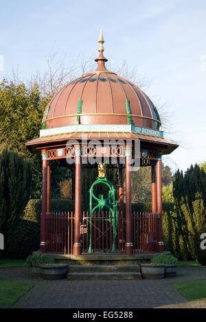 The Maharajah's Well in Stoke Row, Oxfordshire, England. - Stock Photo