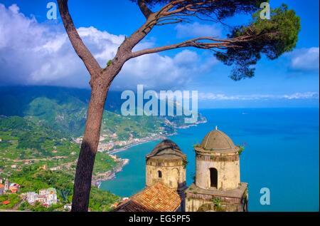 Amalfi Kueste - Amalfi coast 09 - Stock Photo