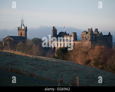 Church and Palace - Stock Photo