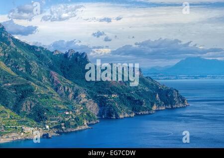 Amalfi Kueste - Amalfi coast 02 - Stock Photo