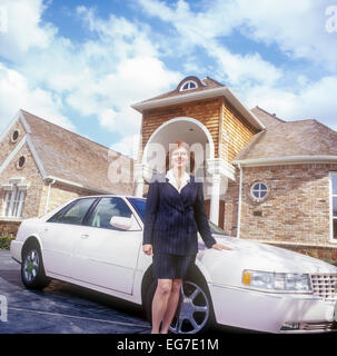 DALLAS, TX – MAY 1: Images depicting Mary Kay cosmetics promotional items and culture in Dallas, Texas on May 1, - Stock Photo