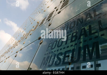 national football museum manchester nfm - Stock Photo