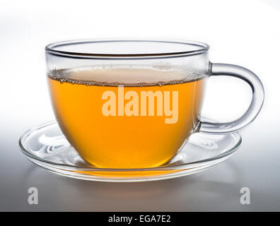 green tea cup - Stock Photo