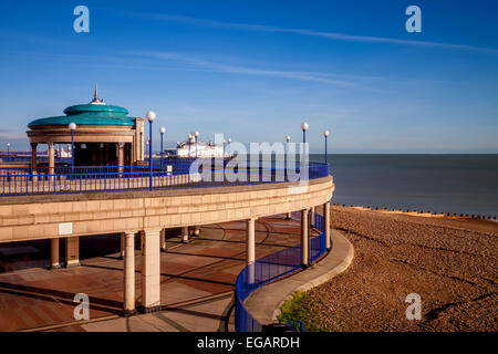 The Bandstand, Eastbourne, Sussex, England - Stock Photo