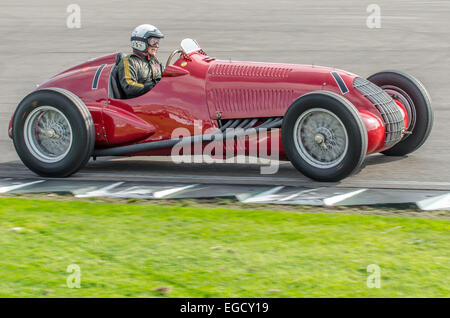1930 39 s alfa romeo gp car racing in monaco historic gp stock photo royalty free image 26986317. Black Bedroom Furniture Sets. Home Design Ideas