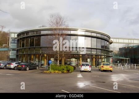 Lakeland Ltd Hq Store In Windermere Cumbria Stock Photo