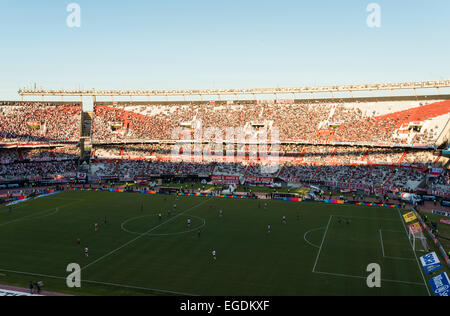 River Plate vs Lanús, Estadio Monumental Antonio Vespucio Liberti, Belgrano, Buenos Aires, Argentina