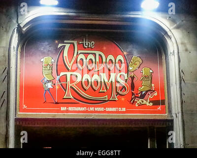 Voodoo Rooms, Edinburgh - Stock Photo