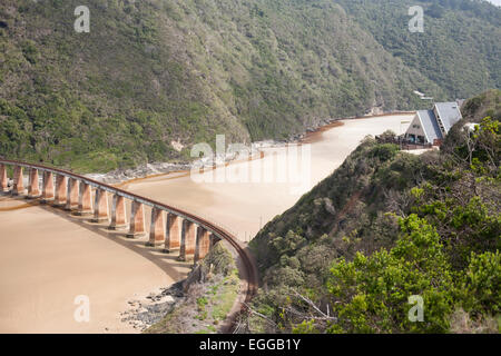 Kaaimans River Bridge, Wilderness, South Africa