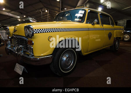 Oldtimer Checker Marathon Taxi, 1979 - Stock Photo