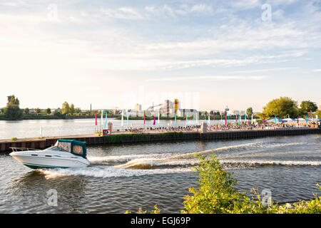 eventlocation 39 hafen 2 39 harbour 2 offenbach hesse germany stock photo 85978241 alamy. Black Bedroom Furniture Sets. Home Design Ideas