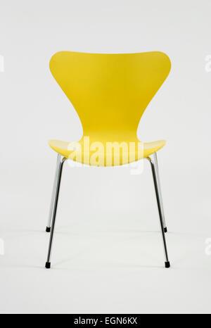 'Series 7' chair - Stock Photo