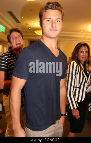 Celebrity Autobiography' at Guild Hall in East Hampton - Arrivals Featuring: Jack Cook Where: East Hampton, New - Stock Photo