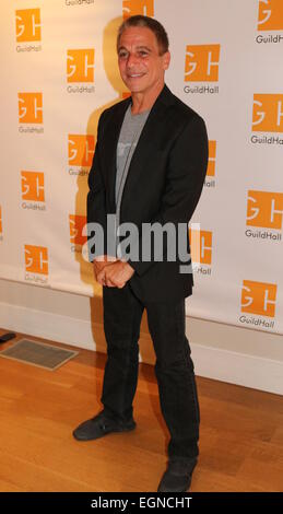 Celebrity Autobiography' at Guild Hall in East Hampton - Arrivals Featuring: Tony Danza Where: East Hampton, New - Stock Photo