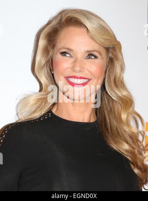 Celebrity Autobiography' at Guild Hall in East Hampton - Arrivals Featuring: Christie Brinkley Where: East Hampton, - Stock Photo
