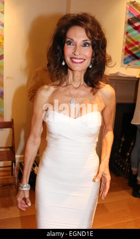 Celebrity Autobiography' at Guild Hall in East Hampton - Arrivals Featuring: Susan Lucci Where: East Hampton, New - Stock Photo
