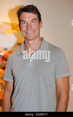 Celebrity Autobiography' at Guild Hall in East Hampton - Arrivals Featuring: Jerry O'Connell Where: East Hampton, - Stock Photo