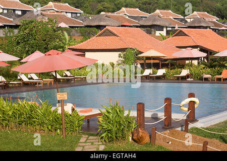 Chen La Resort, beach resort, island Phu Quoc, Vietnam, Southeast Asia - Stock Photo