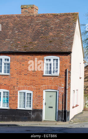 Lavenham, Sudbury, Suffolk, UK - Stock Photo