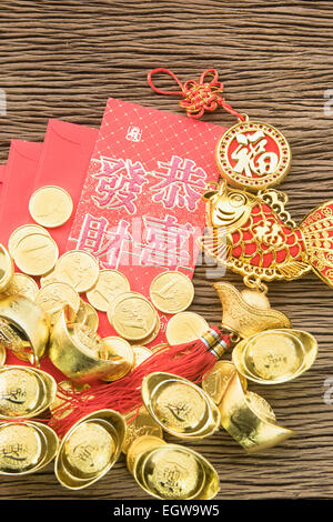 Chinese new year festival decorations red packet for Ang pow decoration