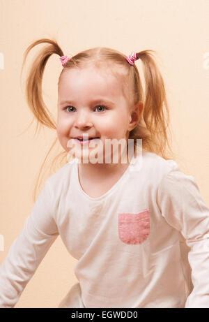 Funny Girl - Stock Photo