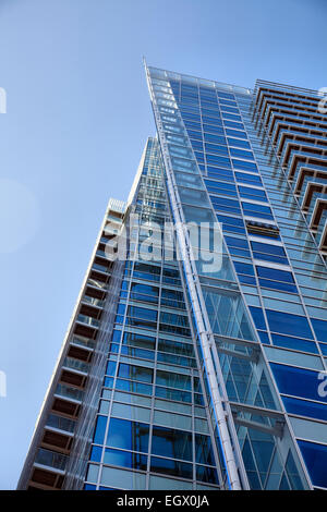Saco Apartments in Aldgate - London E1 - UK Stock Photo, Royalty ...