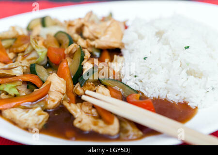Delicious Chinese Cuisine - Stock Photo