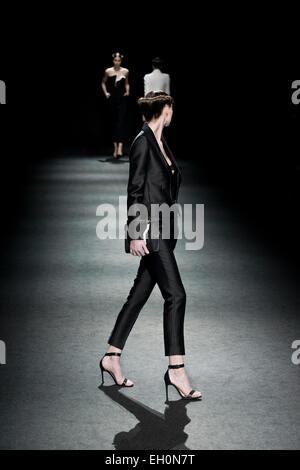 Milan, Fashion week, Mario Dice - Stock Photo