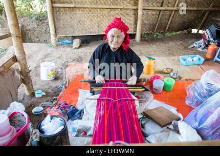 Kalaw district Myanmar (Burma) - Stock Photo