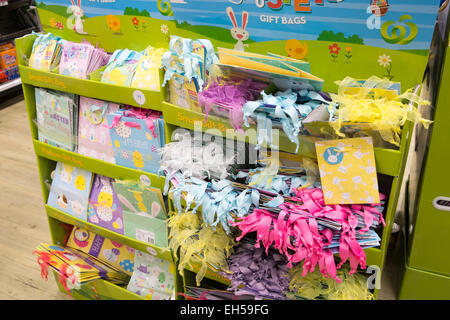Gift cards for sale in a supermarket stock photo 94136146 alamy easter wrapping and gift cards for sale interior of an australian woolworths supermarket store in mona negle Image collections