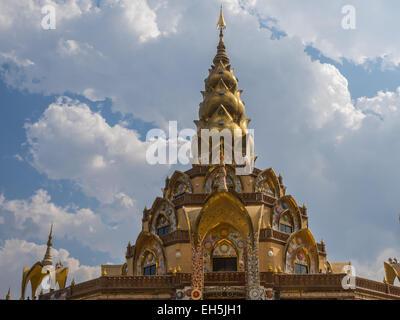 Wat Pha Sorn Kaew In Phetchabun Province Thailand Stock