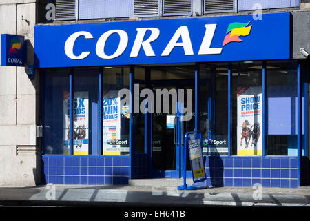 Corals Betting Shops Locations