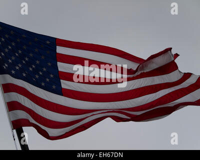 US Marine Corps War Memorial, Washington DC - Stock Photo