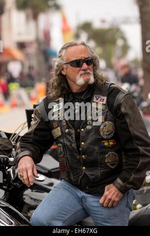 Daytona Beach Florida Biker Week Motorcycle Pilgrimage Annual