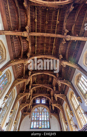 Hampton Court Palace is a royal palace in the London Borough of Richmond upon Thames, Greater London - Stock Photo